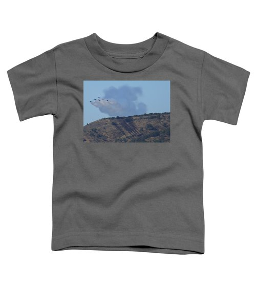 Yes Baby, Angels Do Make Shadows Toddler T-Shirt