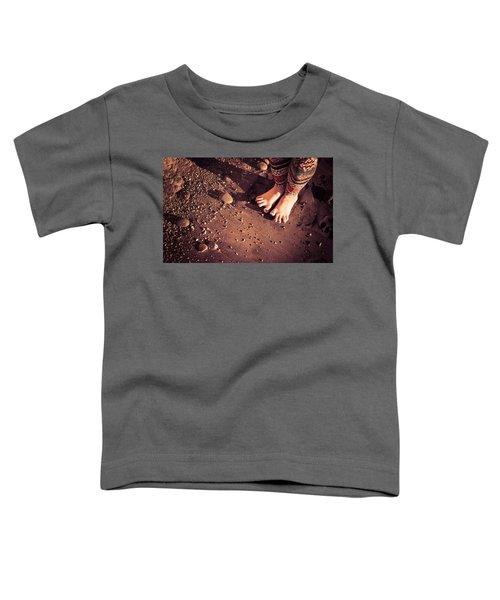 Yogis Toesies Toddler T-Shirt