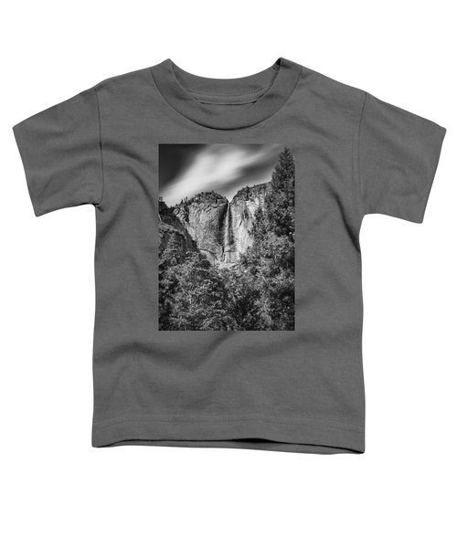 Toddler T-Shirt featuring the photograph Yosemite Falls by Chris Cousins
