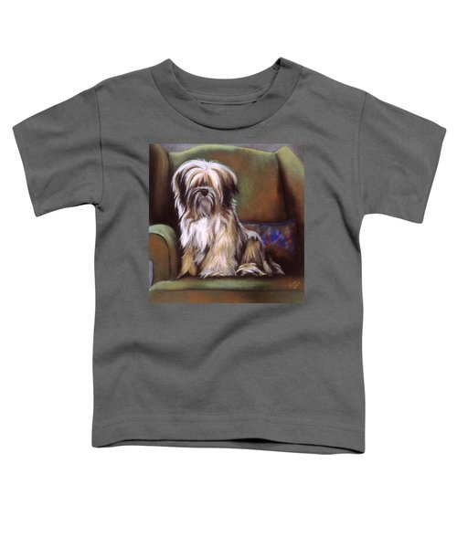 You Are In My Spot Again Toddler T-Shirt