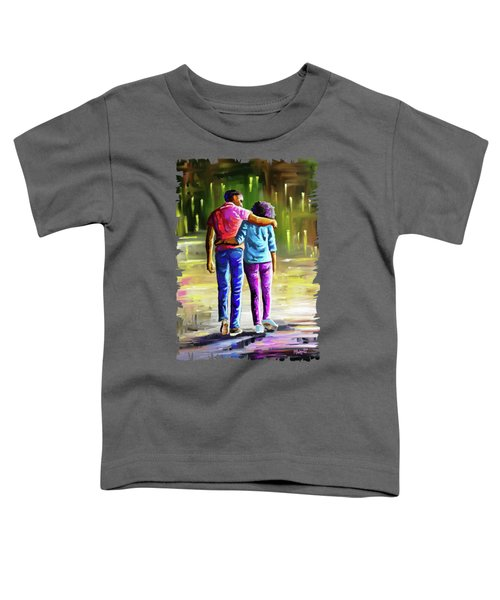 Young Lovers Toddler T-Shirt