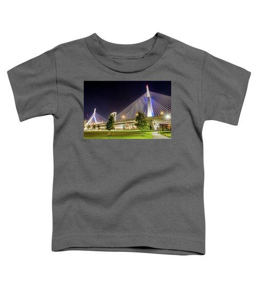 Zakim Bridge Toddler T-Shirt