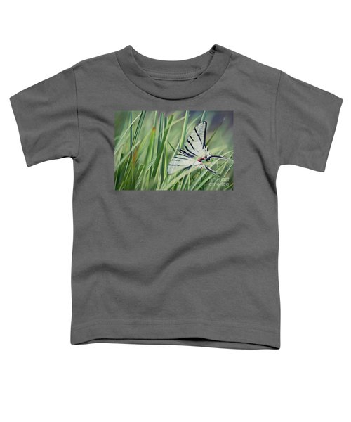 Zebra Swallowtail Toddler T-Shirt
