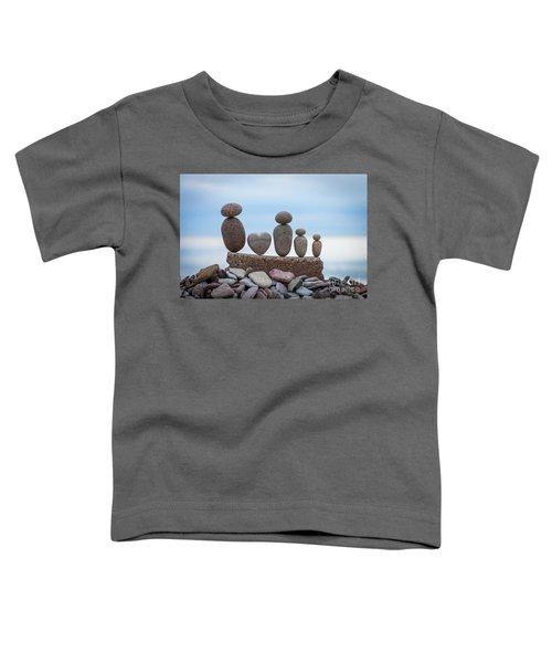 Zen Family Toddler T-Shirt