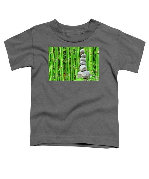 Zen Garden Toddler T-Shirt
