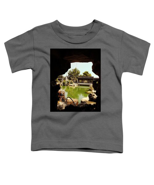 Zen Garden Toddler T-Shirt