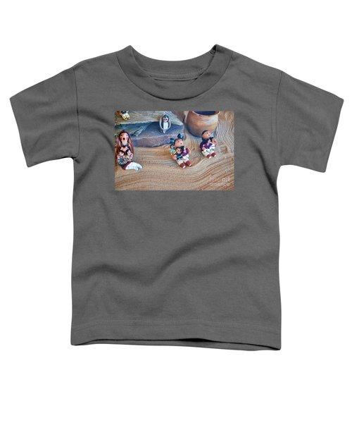 Zen In Taos Toddler T-Shirt