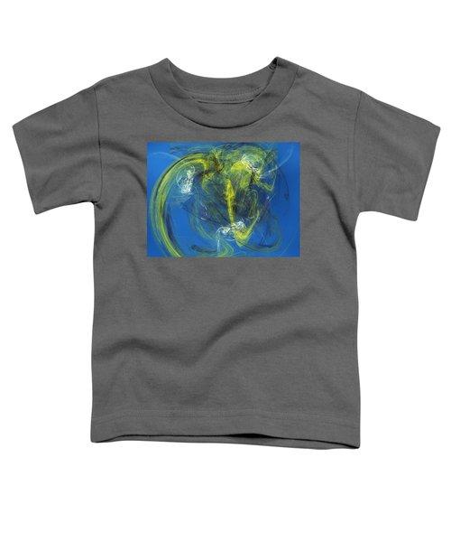 Zero Tolerance Policy Toddler T-Shirt