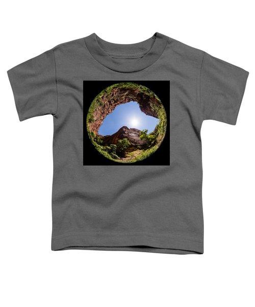Zion Fisheye 1464 Toddler T-Shirt