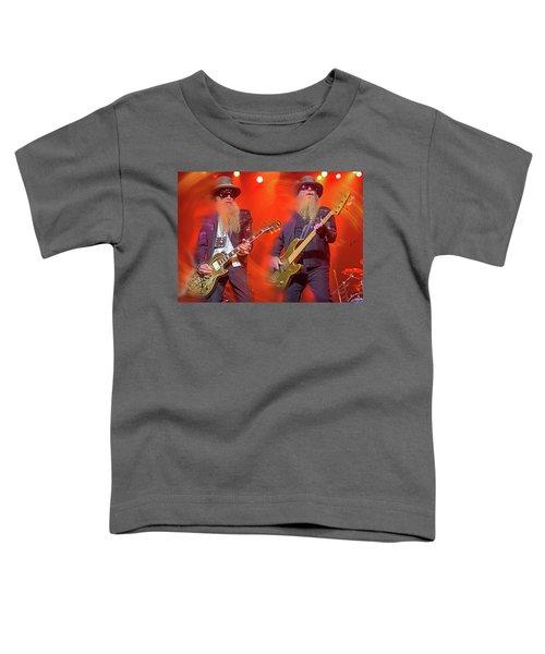 Zz Top Toddler T-Shirt