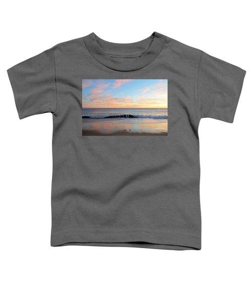 1/6/19 Obx Sunrise Toddler T-Shirt