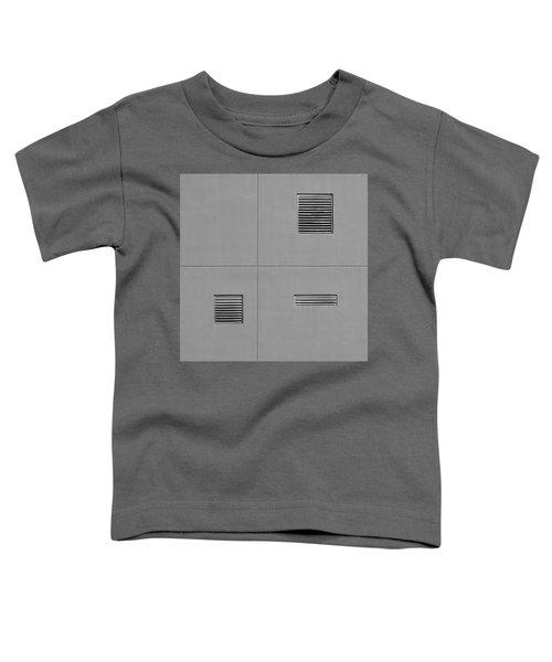 Asymmetry Toddler T-Shirt