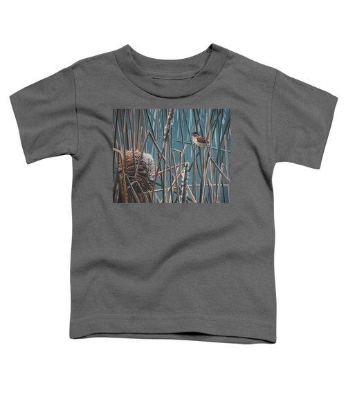 Cattail Hideaway Toddler T-Shirt