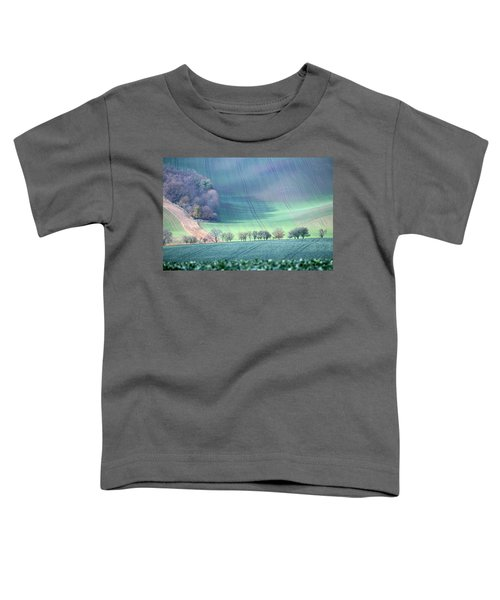 Autumn In South Moravia 1 Toddler T-Shirt