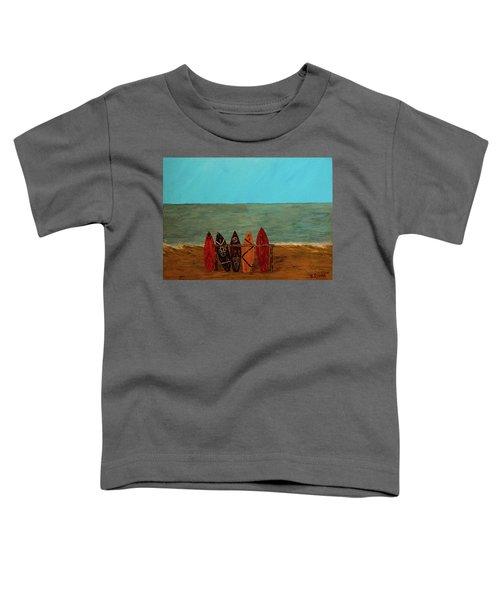 Five Reasons Toddler T-Shirt