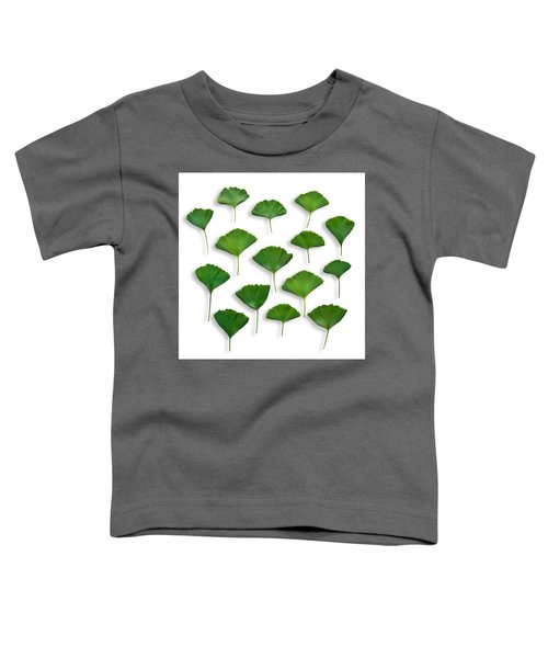 Gingkos Spring Toddler T-Shirt