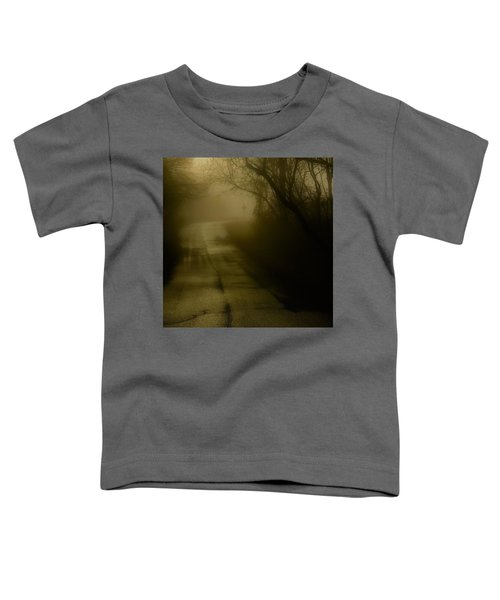 Golden Fog Toddler T-Shirt