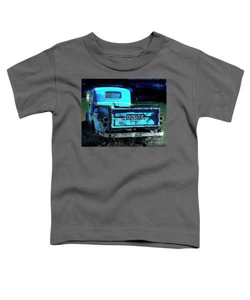 Green Dodge Toddler T-Shirt