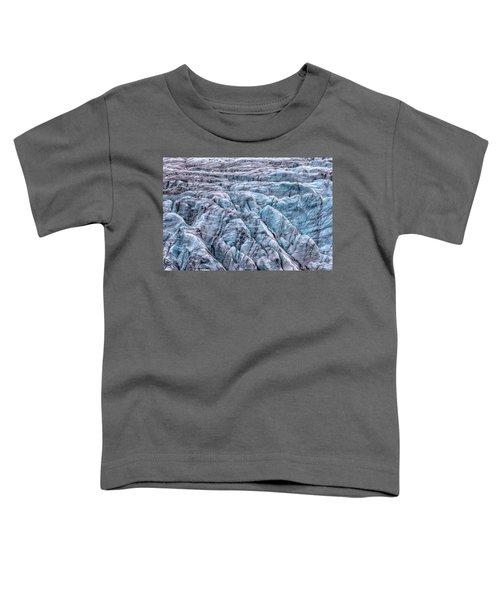 Iceland Glacier  Toddler T-Shirt