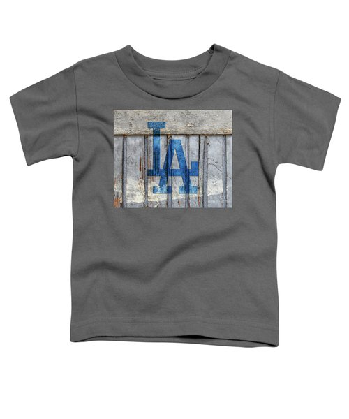 La Dodgers Toddler T-Shirt