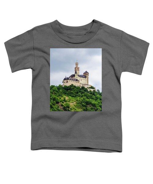 Marksburg Castle - 2 Toddler T-Shirt