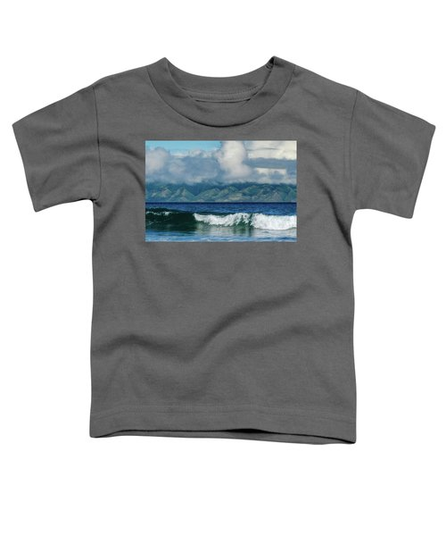 Maui Breakers Toddler T-Shirt
