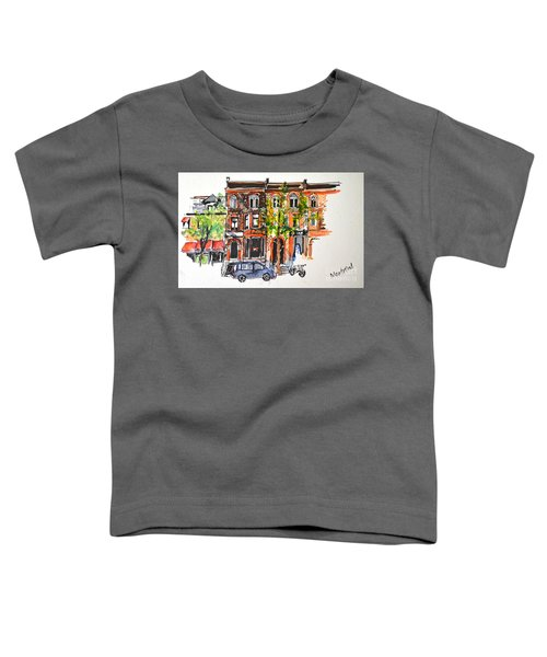 Montreal #1 Toddler T-Shirt