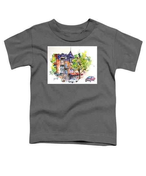 Montreal #2 Toddler T-Shirt