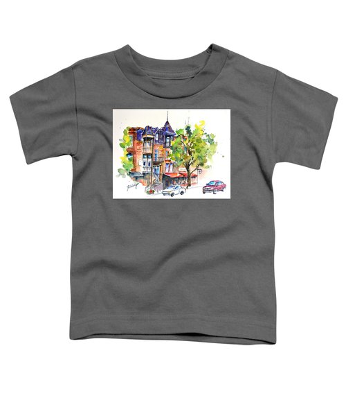 Montreal #2 Toddler T-Shirt
