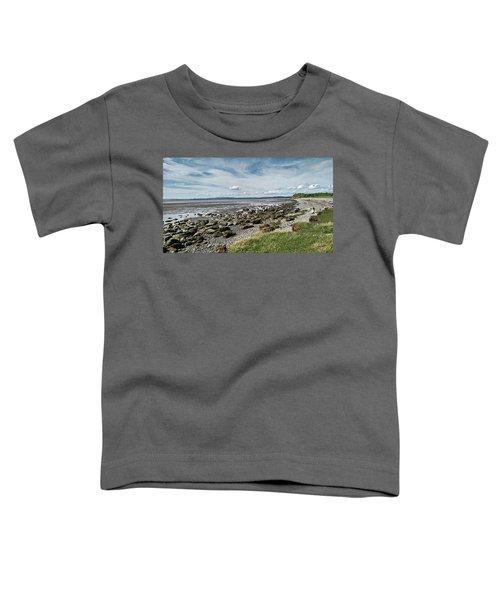 Morecambe. Hest Bank. The Shoreline. Toddler T-Shirt
