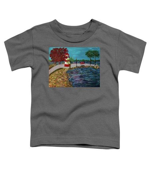 Mount Dora Lighthouse Toddler T-Shirt