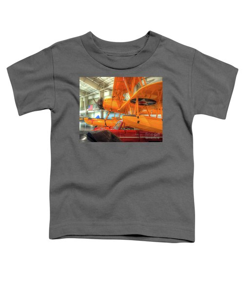 N3n, Canary Toddler T-Shirt