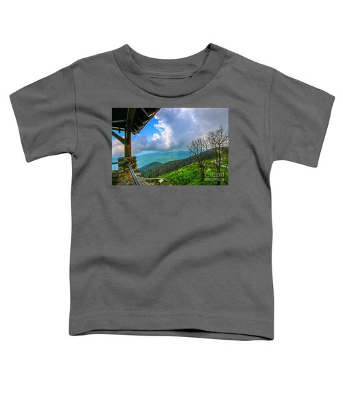 Observation Tower View Toddler T-Shirt