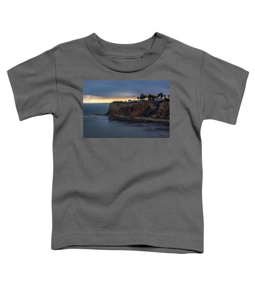 Point Vicente Lighthouse At Sunset Toddler T-Shirt