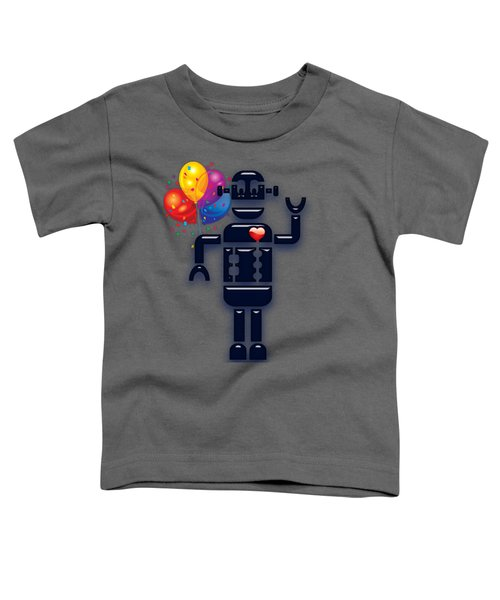 Robot Collection Toddler T-Shirt