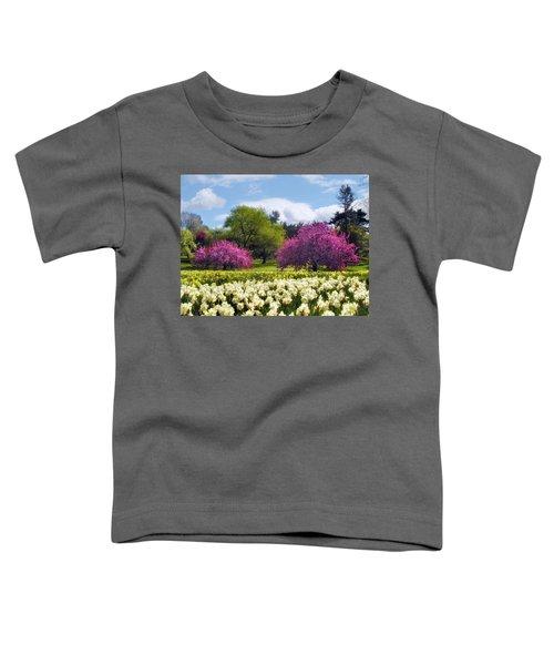 Spring Fever Toddler T-Shirt