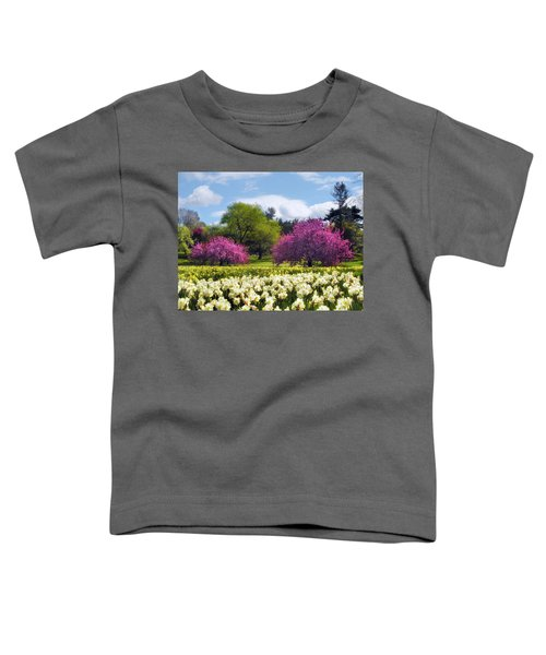 Spring Fever Toddler T-Shirt