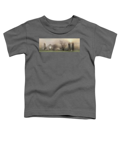 The Old Stone Barn Toddler T-Shirt