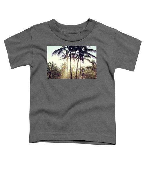 Ticla Palms Toddler T-Shirt