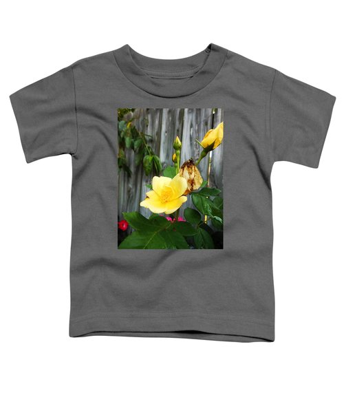 Yellow Roses Toddler T-Shirt