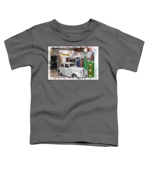 1950s Garage Toddler T-Shirt
