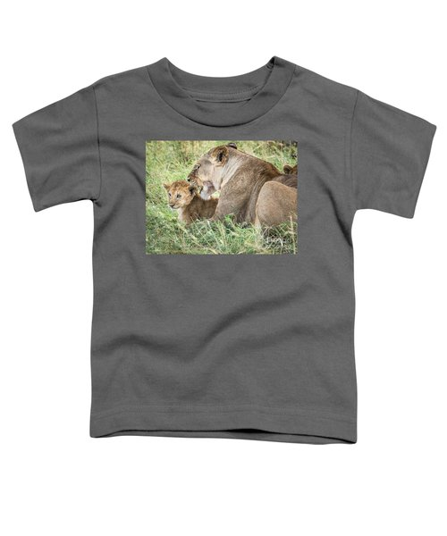 A Mothers Love Toddler T-Shirt