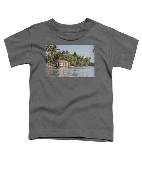 Backwaters Of Kerala Toddler T-Shirt