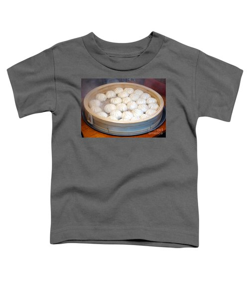 Chinese Steamed Buns Toddler T-Shirt