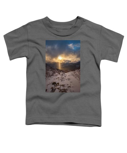 Let There Be Light Toddler T-Shirt