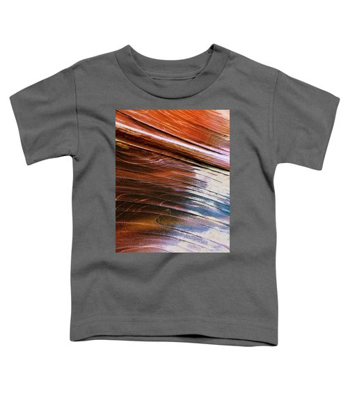 Rock Formations, Vermillion Cliffs Toddler T-Shirt