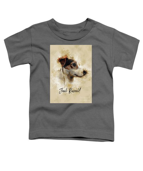 Jack Russell Toddler T-Shirt