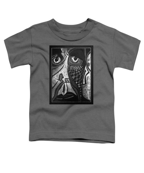 Weary. Toddler T-Shirt