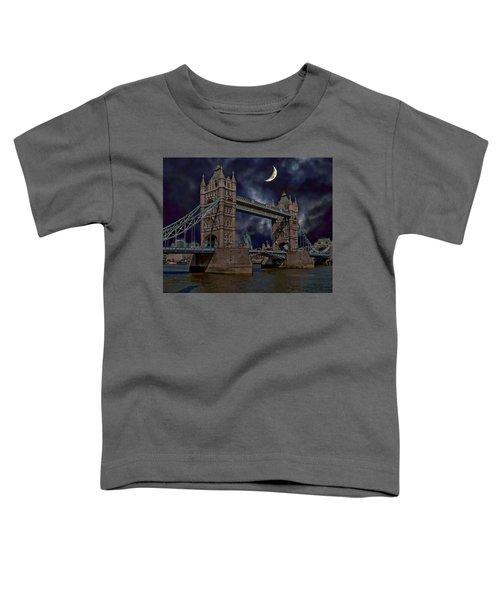 London Tower Bridge Toddler T-Shirt