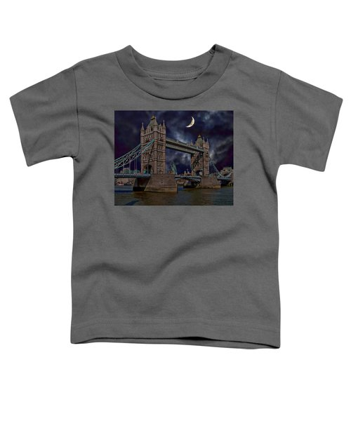London Tower Bridge Toddler T-Shirt